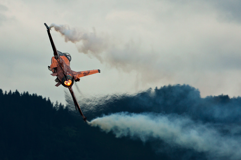Photograph Airpower by Justyna Płochocka on 500px