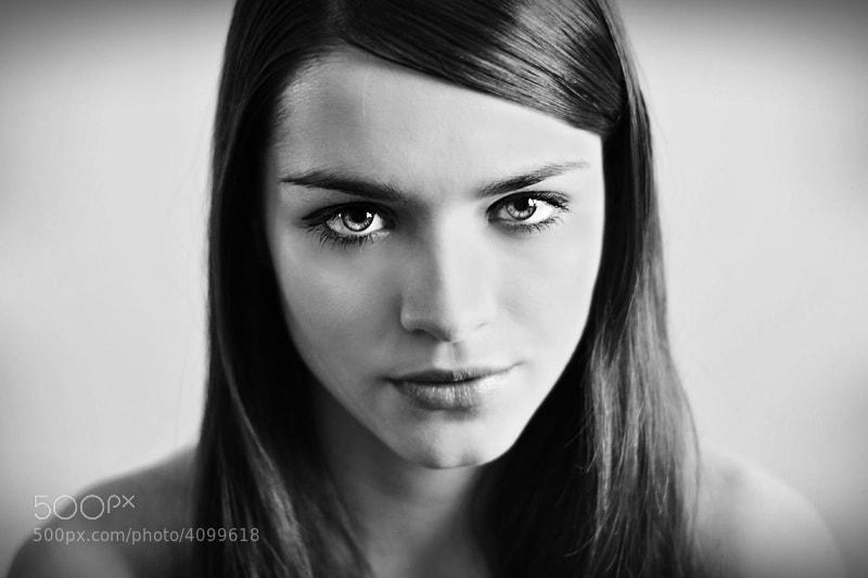 Photograph Anna by Magdalena Kozłowicz on 500px