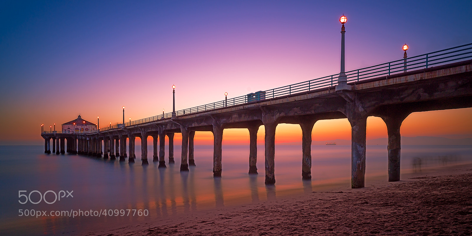 Photograph Manhattan Beach IV by Magnus Larsson on 500px