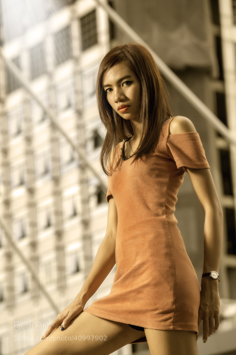 Photograph female model fashion bangkok thailand by Foto Pretty on 500px