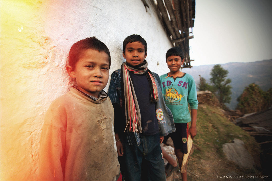 Photograph Three Musketeers by Suraj Shakya on 500px