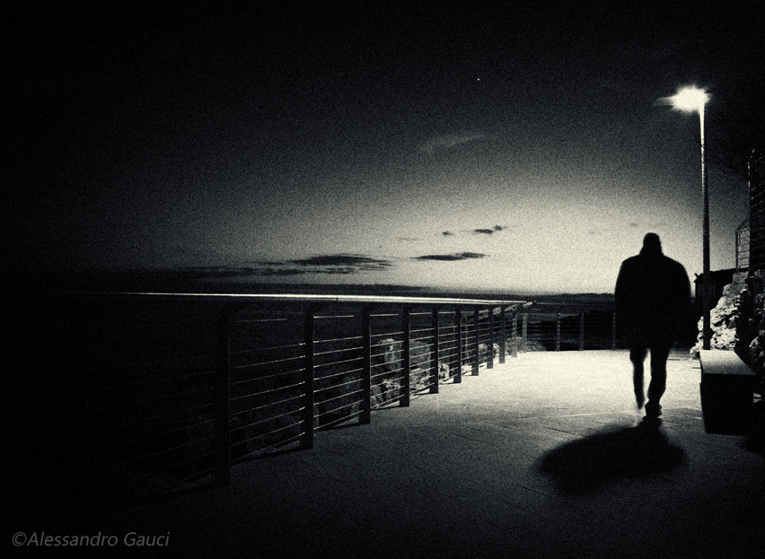 Photograph Man solitude by Alessandro  Gauci on 500px