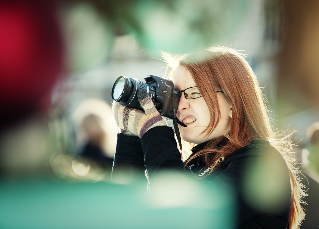 Photograph My Friends the Photographers 2 by Yvonne White on 500px