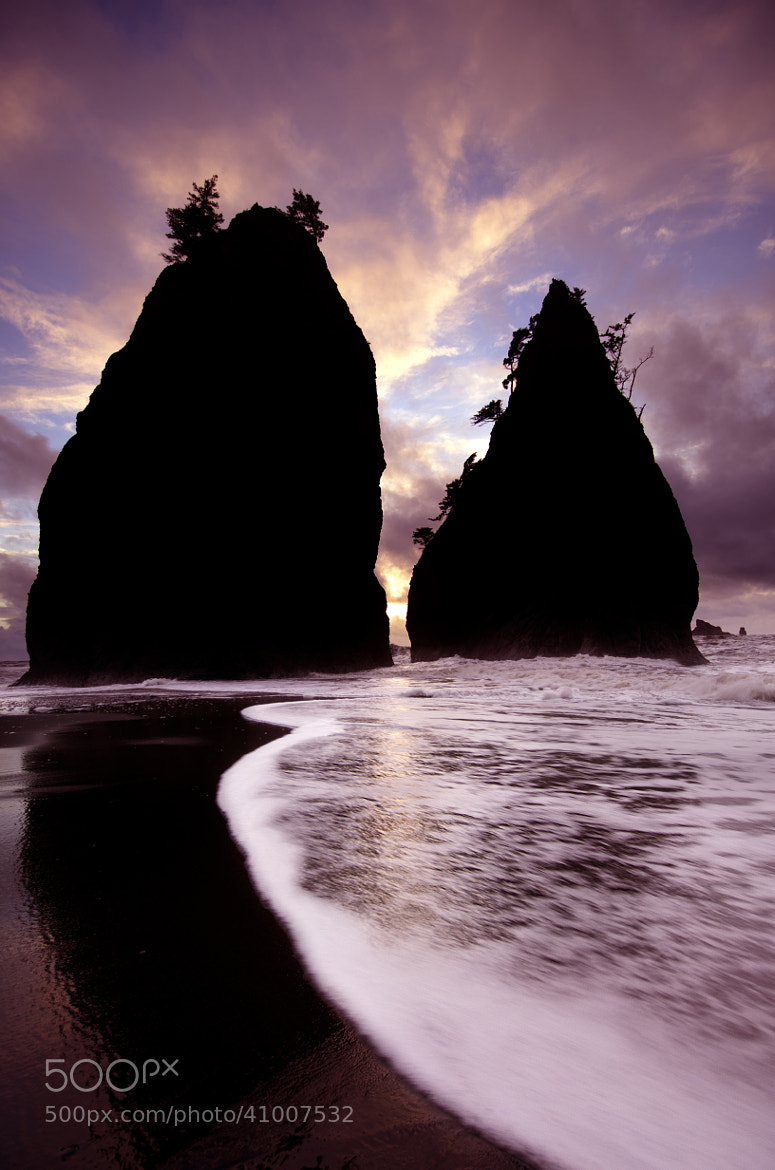 Photograph Twin Sentinels by Dustin Penman on 500px