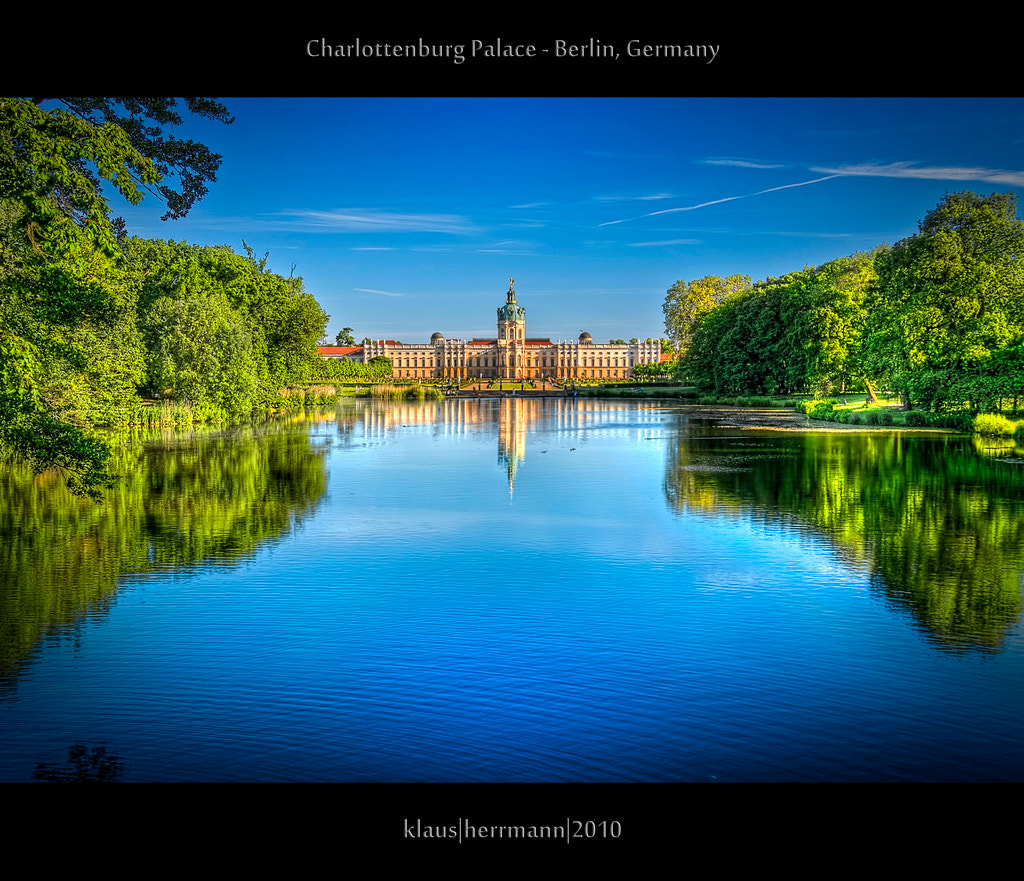 Photograph Charlottenburg Palace - Berlin, Germany (HDR) by Klaus Herrmann on 500px
