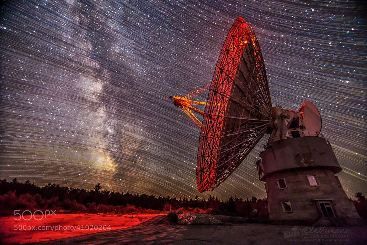 On the Search for Quasars and Pulsars by Wesley  Liikane on 500px.com