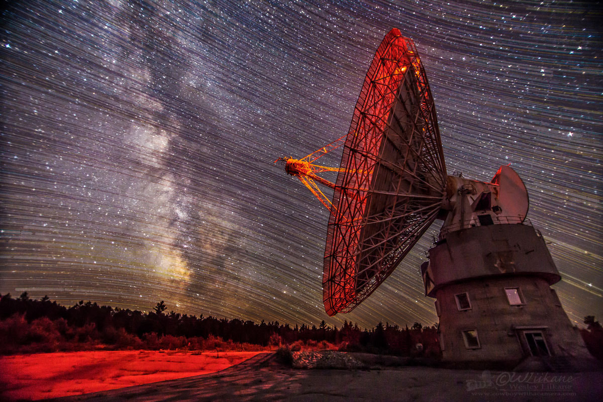 Photograph On the Search for Quasars and Pulsars by Wesley  Liikane on 500px