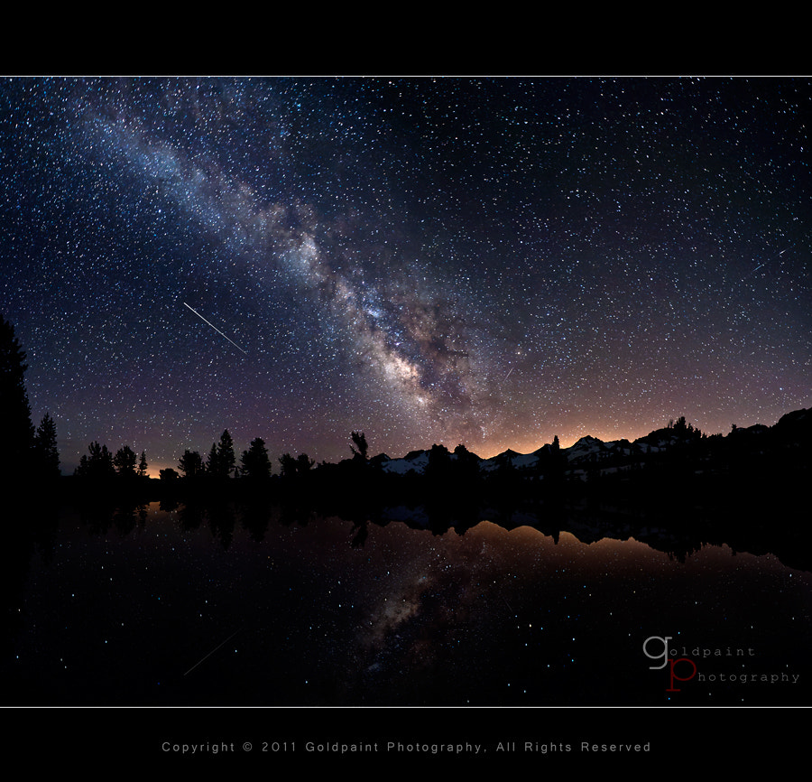 Photograph Across the Void by Brad Goldpaint on 500px