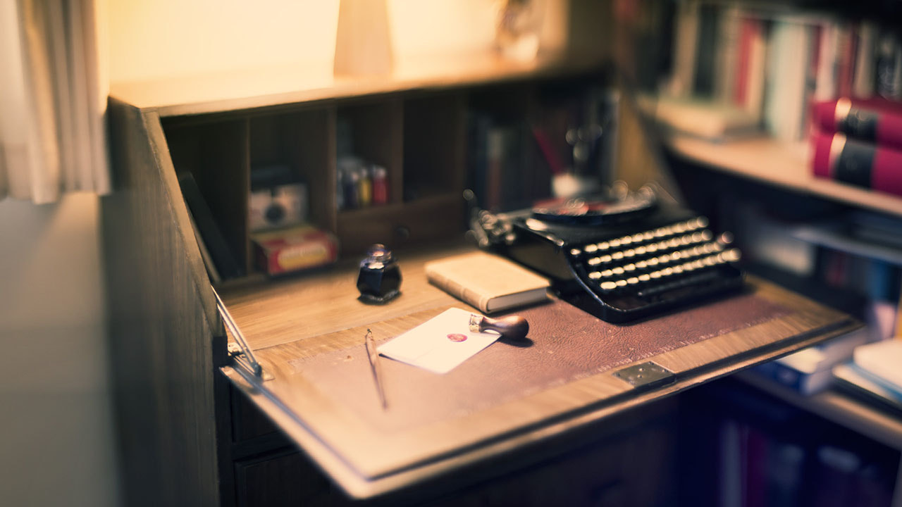 Photograph Idealised workspace 2012 by qian  on 500px