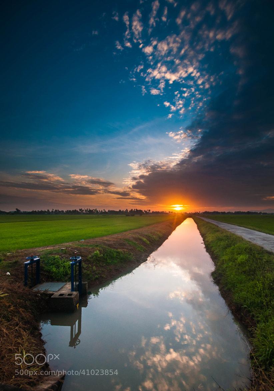 Photograph laluan sungai by firdaus exia on 500px