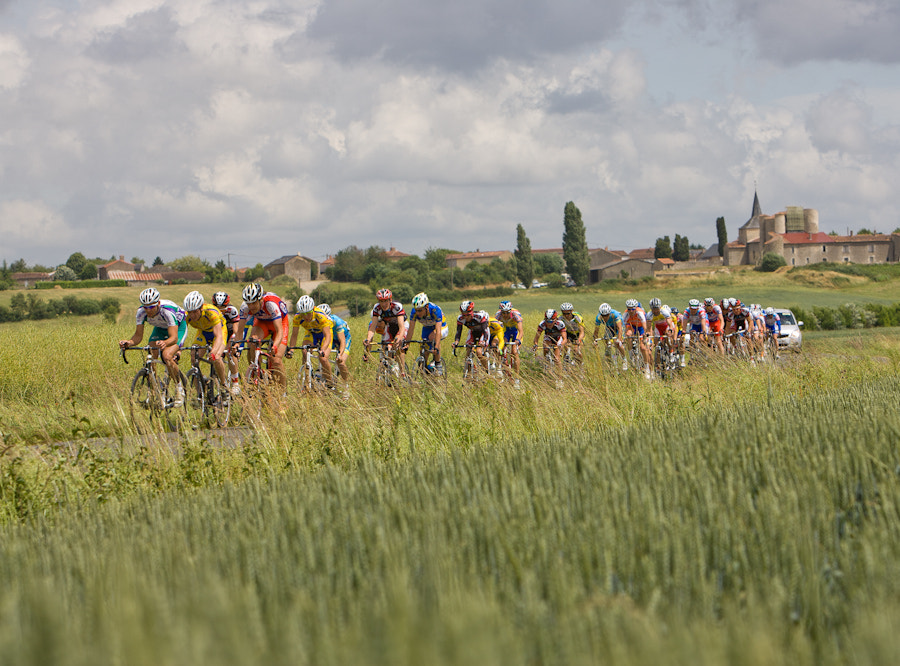 Photograph Road Race Championship of Poitou-Charentes - 2009 by Dennis Sackett on 500px