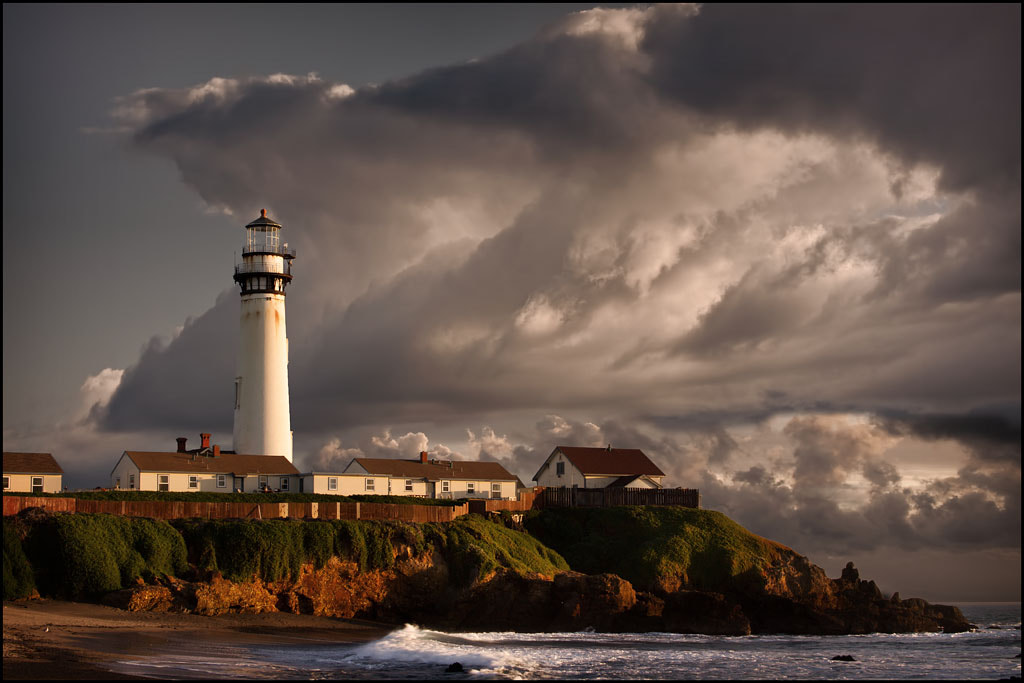 Photograph Pigeon Point Light House by Mike Mc on 500px