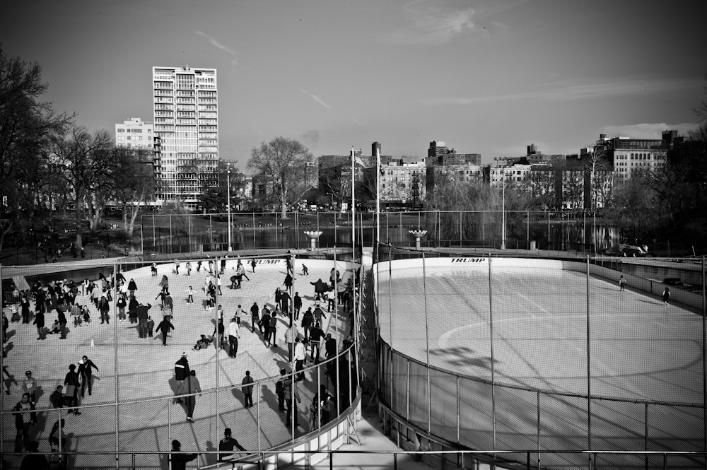 Photograph Lasker Rink, Central Park by Bryan Sargent on 500px