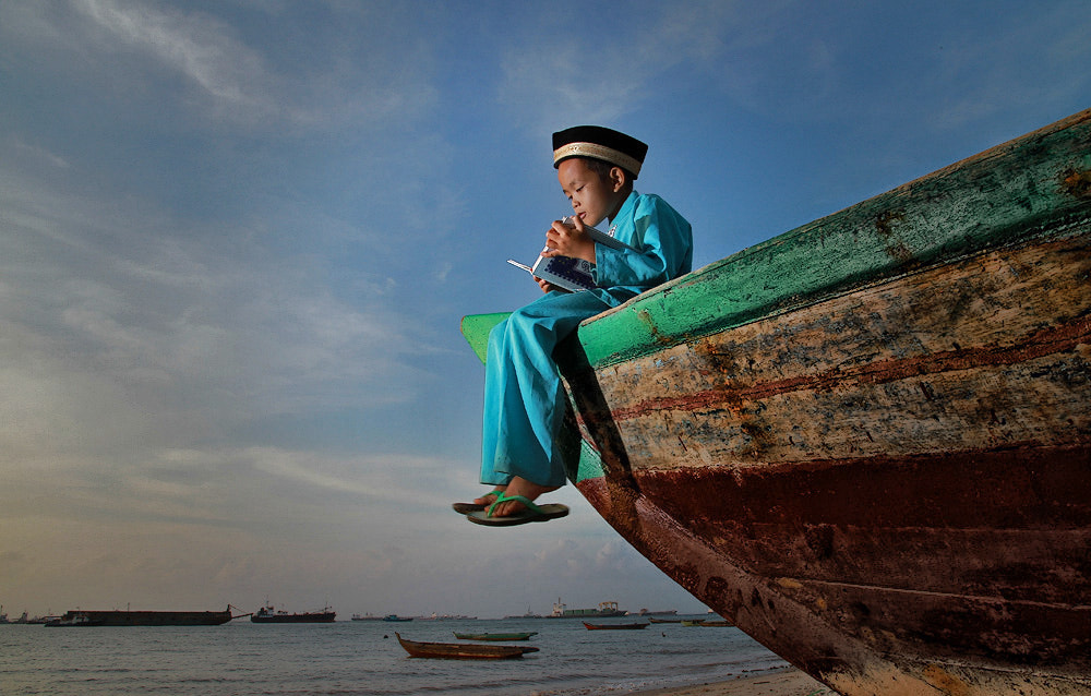 Photograph Read the Qur'an by Ricky firmansyah on 500px