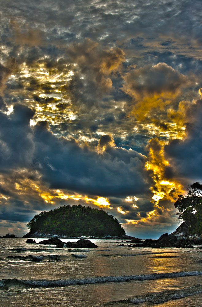 Photograph HDR Skies at Kata Beach by Rufus Deuchler on 500px