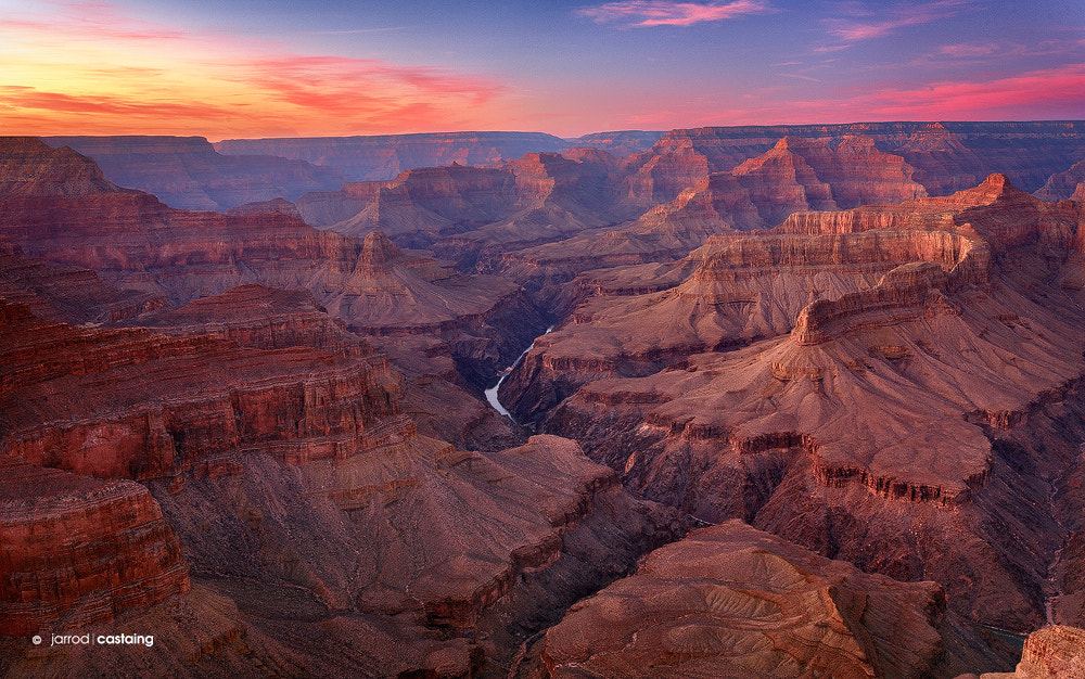Photograph Grand Canyon by Jarrod Castaing on 500px