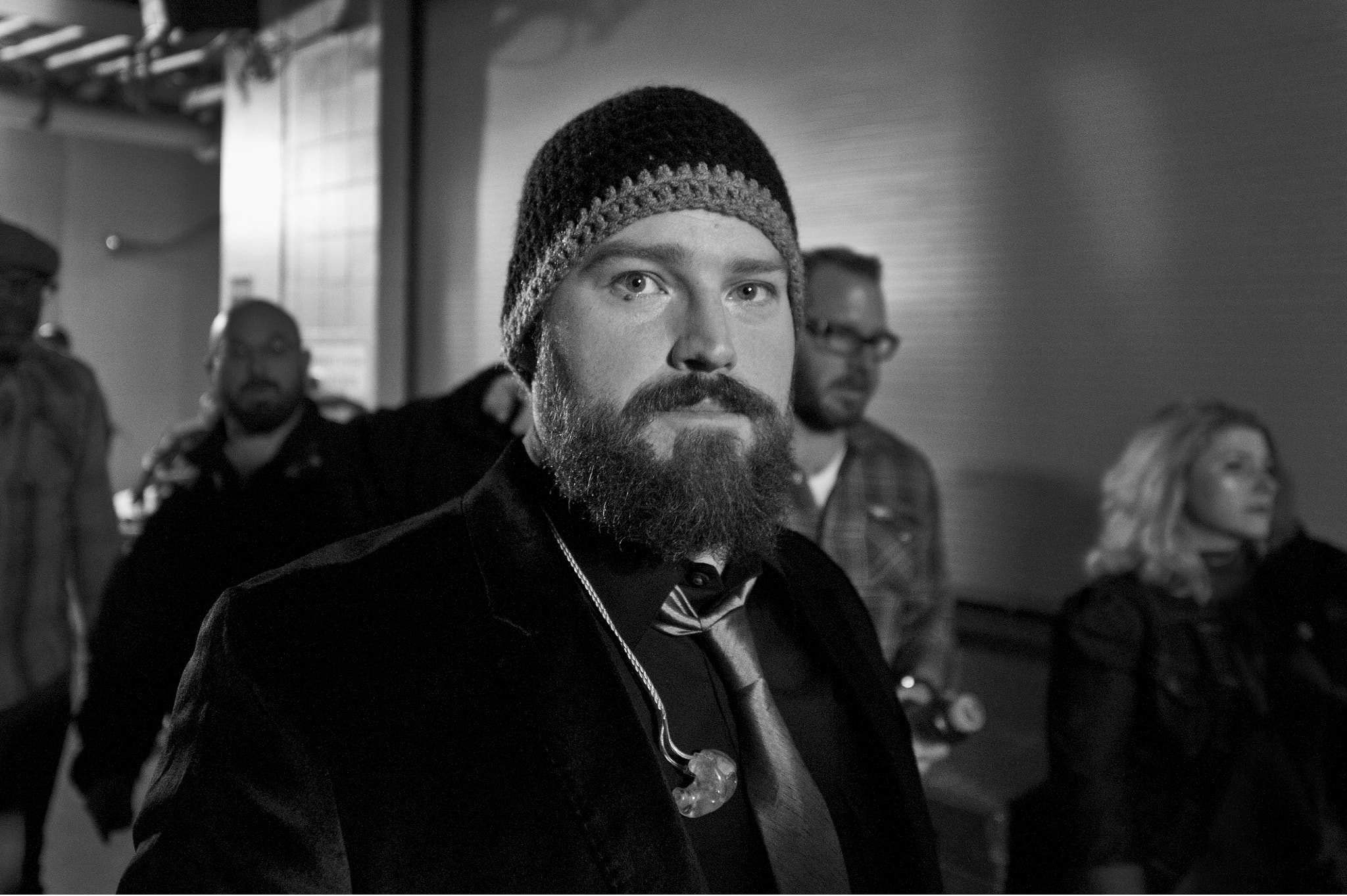 Photograph Zac Brown Back Stage by Curtis  Baker on 500px