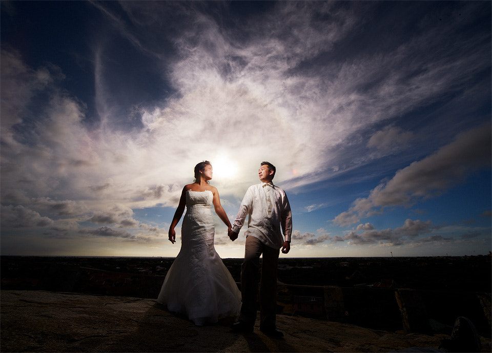 Photograph Gina and Gary by Ryan Brenizer on 500px