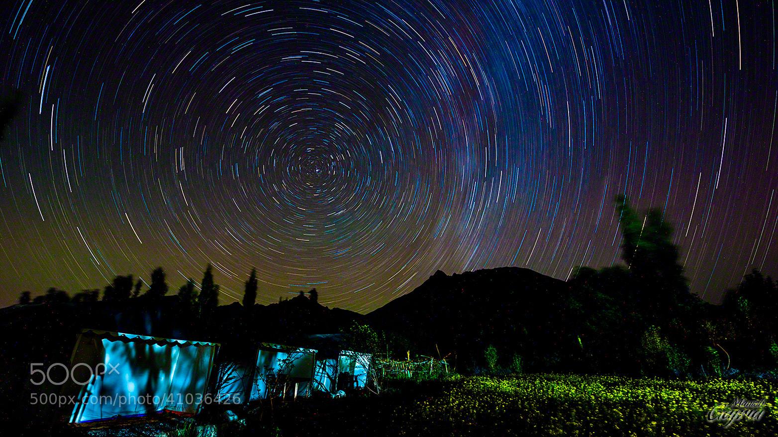 Photograph A Night at Nubra by Manish Gajria on 500px
