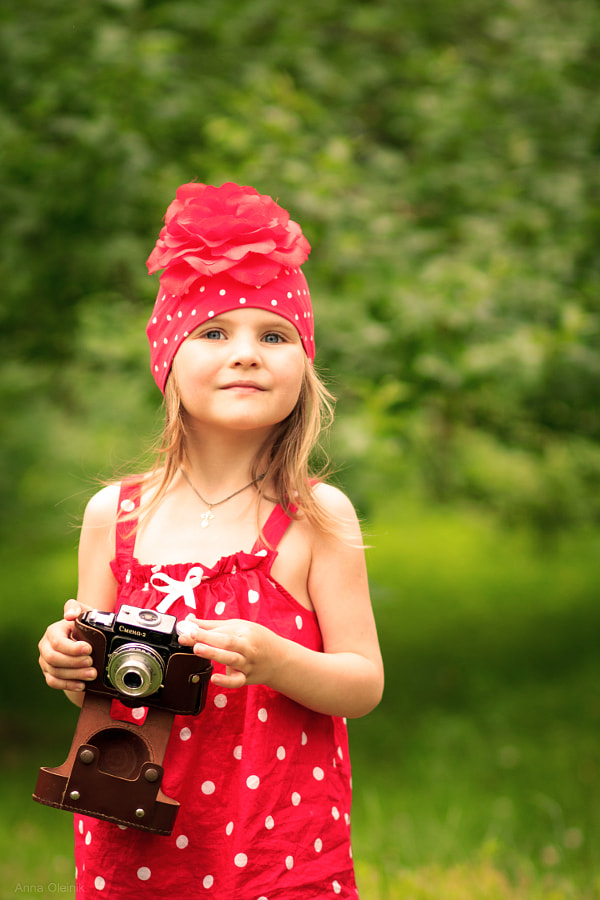 Photograph Young photographer by Anna Oleinik on 500px