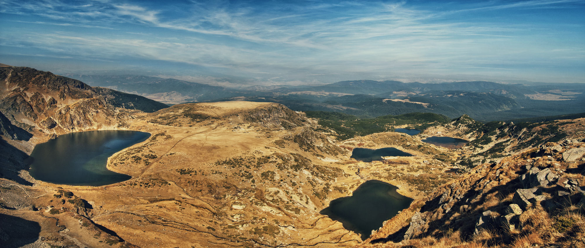 Photograph Five of Seven Rila's Lakes by Silvia S. on 500px