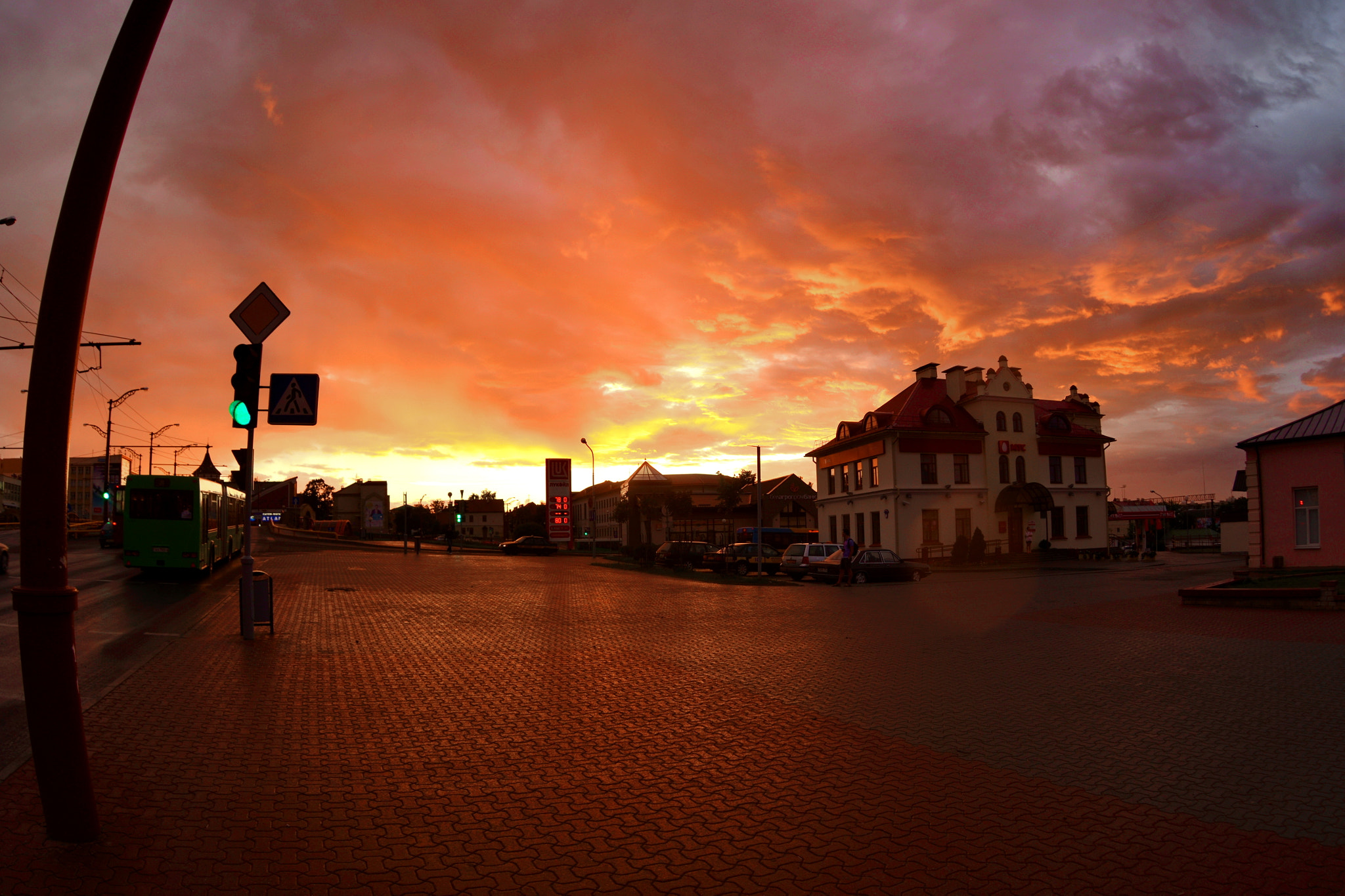 Photograph Evening Grodno by Alex Kologriff on 500px