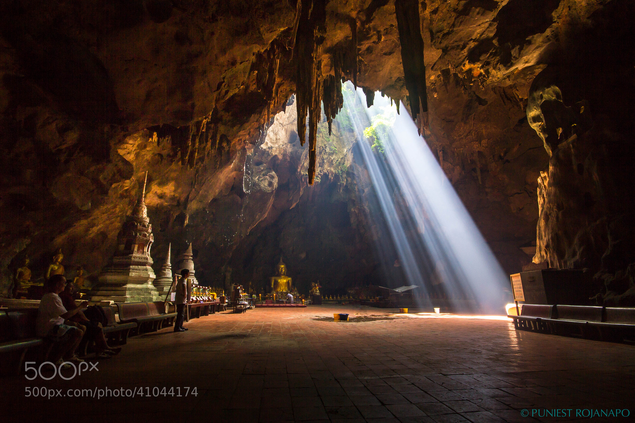 Photograph Khao Luang Cave by Puniest Rojanapo on 500px