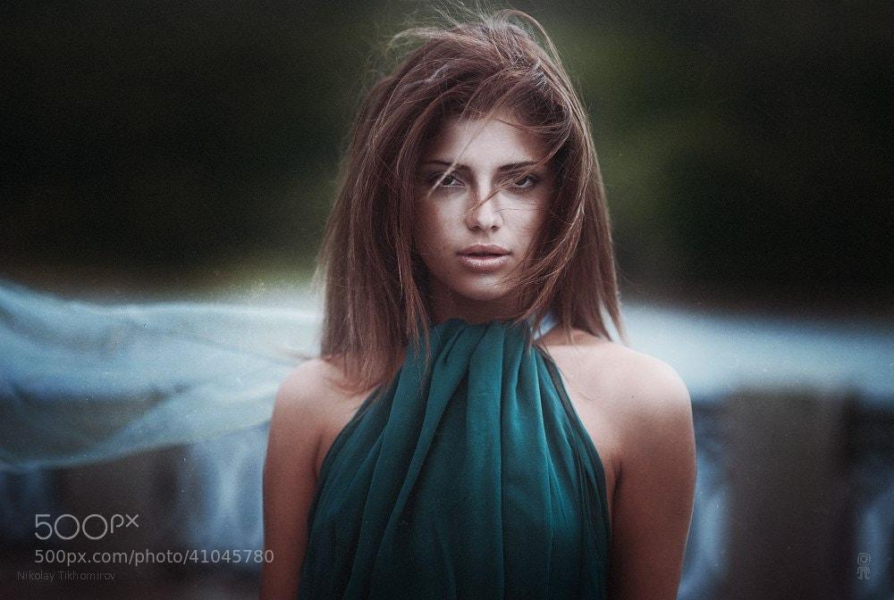 Photograph Arina Perchik by Nikolay Tikhomirov on 500px