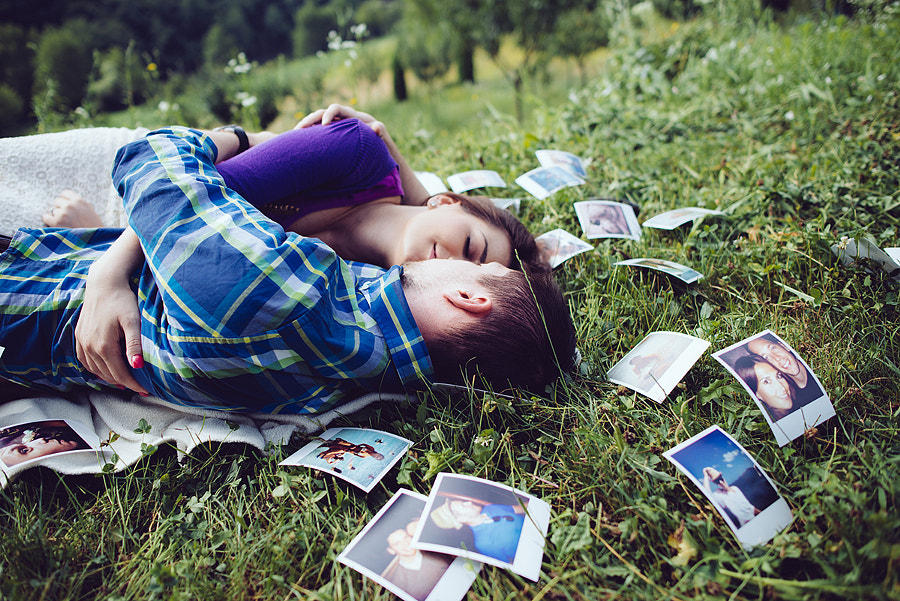 Photograph Polaroid LoVe Story by Antonija Nekic on 500px