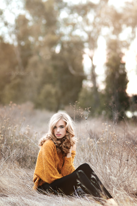 Photograph Morgan by Emily  Soto on 500px