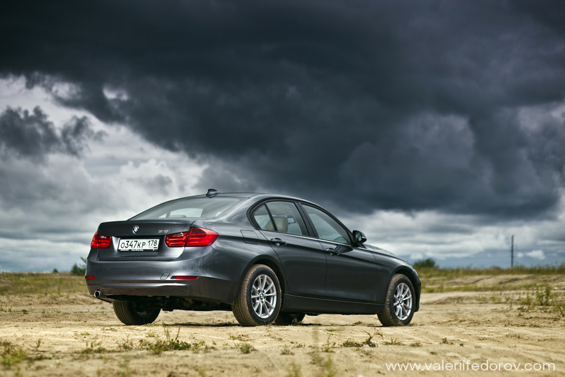 Photograph BMW 3 series by Valerii FEDOROV on 500px