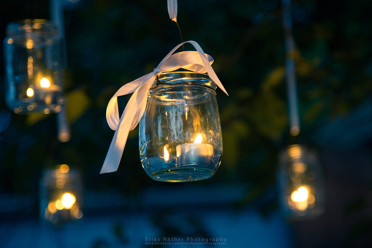 Photograph Wedding Candles by Elias Näther on 500px