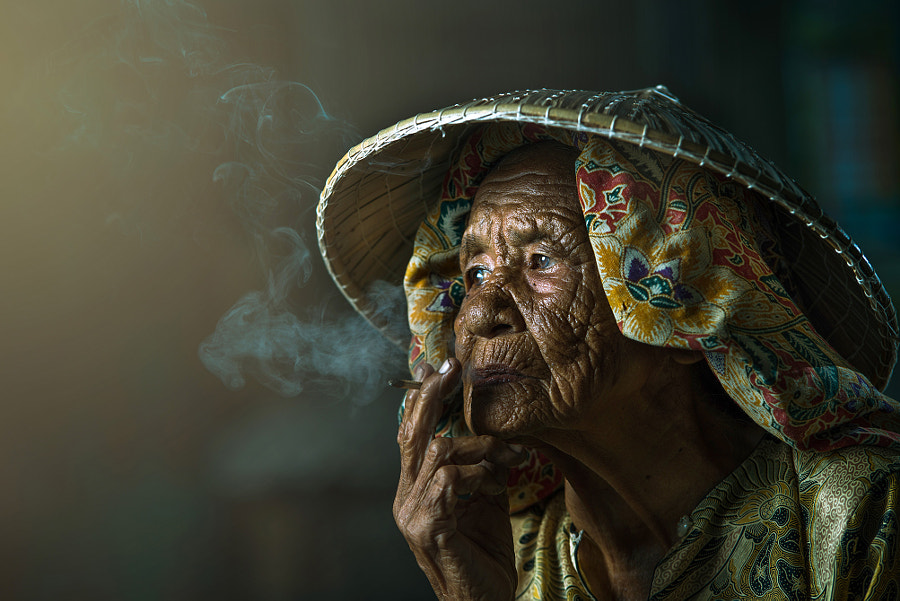 Photograph Mak Embun by Zaid Ishak on 500px