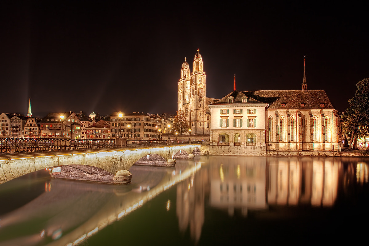 Photograph Zurich Cathedral by Kai Böhm on 500px