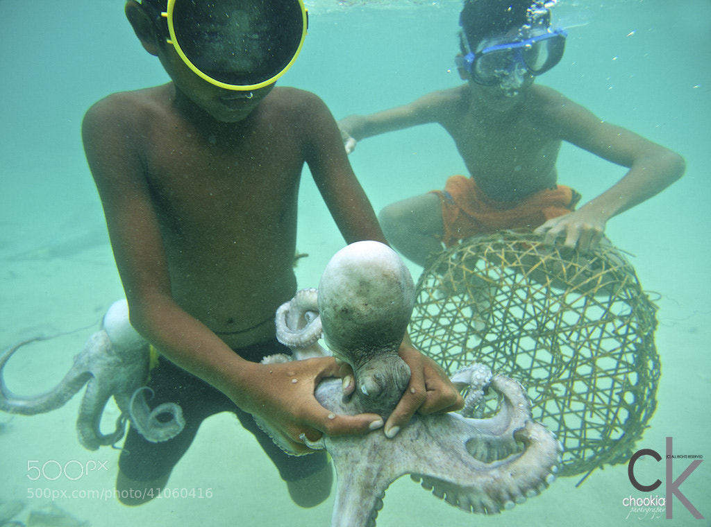 Photograph Life Of People Bajau by CK NG on 500px