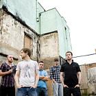 Promo shoot with the band Maheno Wreck