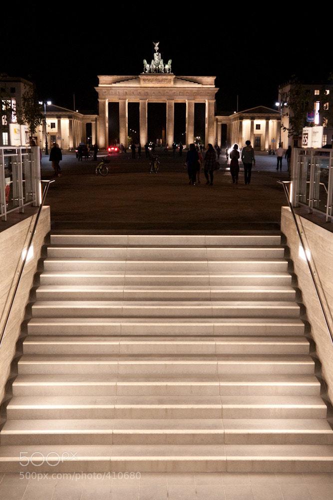 Photograph Brandenburger Tor Berlin by DFoto Berlin on 500px