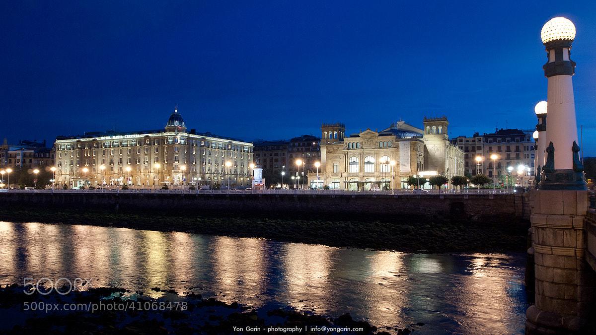 Photograph Donostia - San Sebastián by Yon Garin on 500px