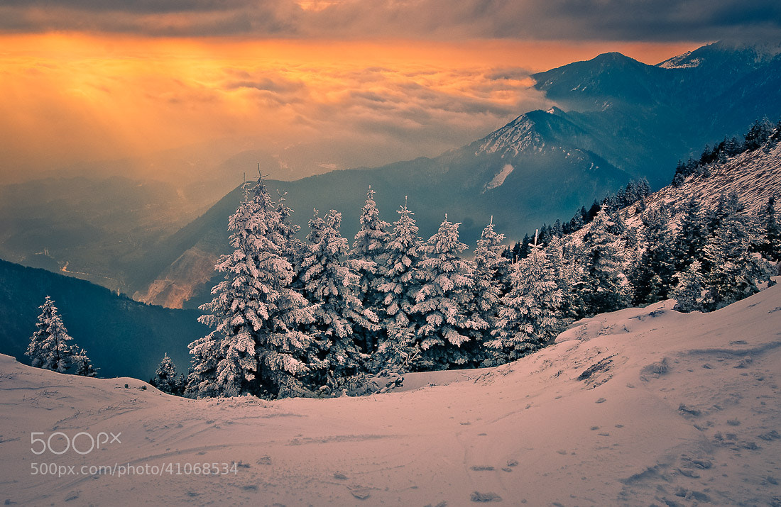 Photograph Hot-cold by Brane Kosak on 500px