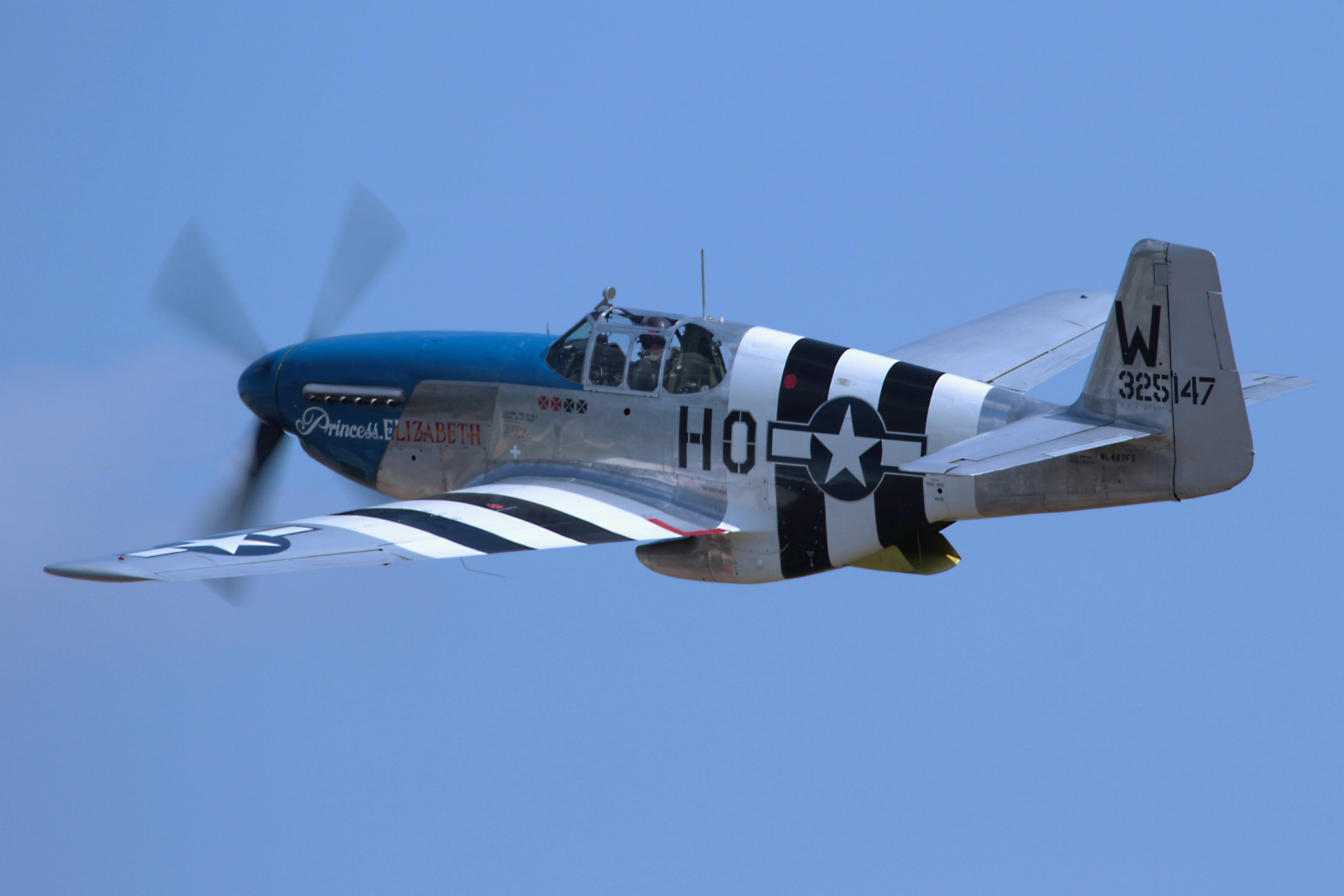 Photograph North American P-51C Mustang by Ian Porter on 500px