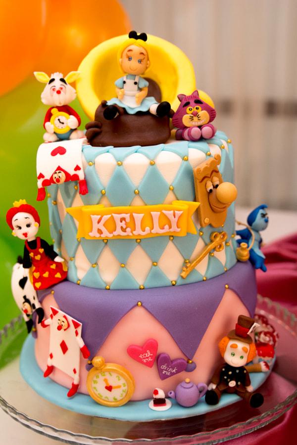 Kelly's Birthday Party