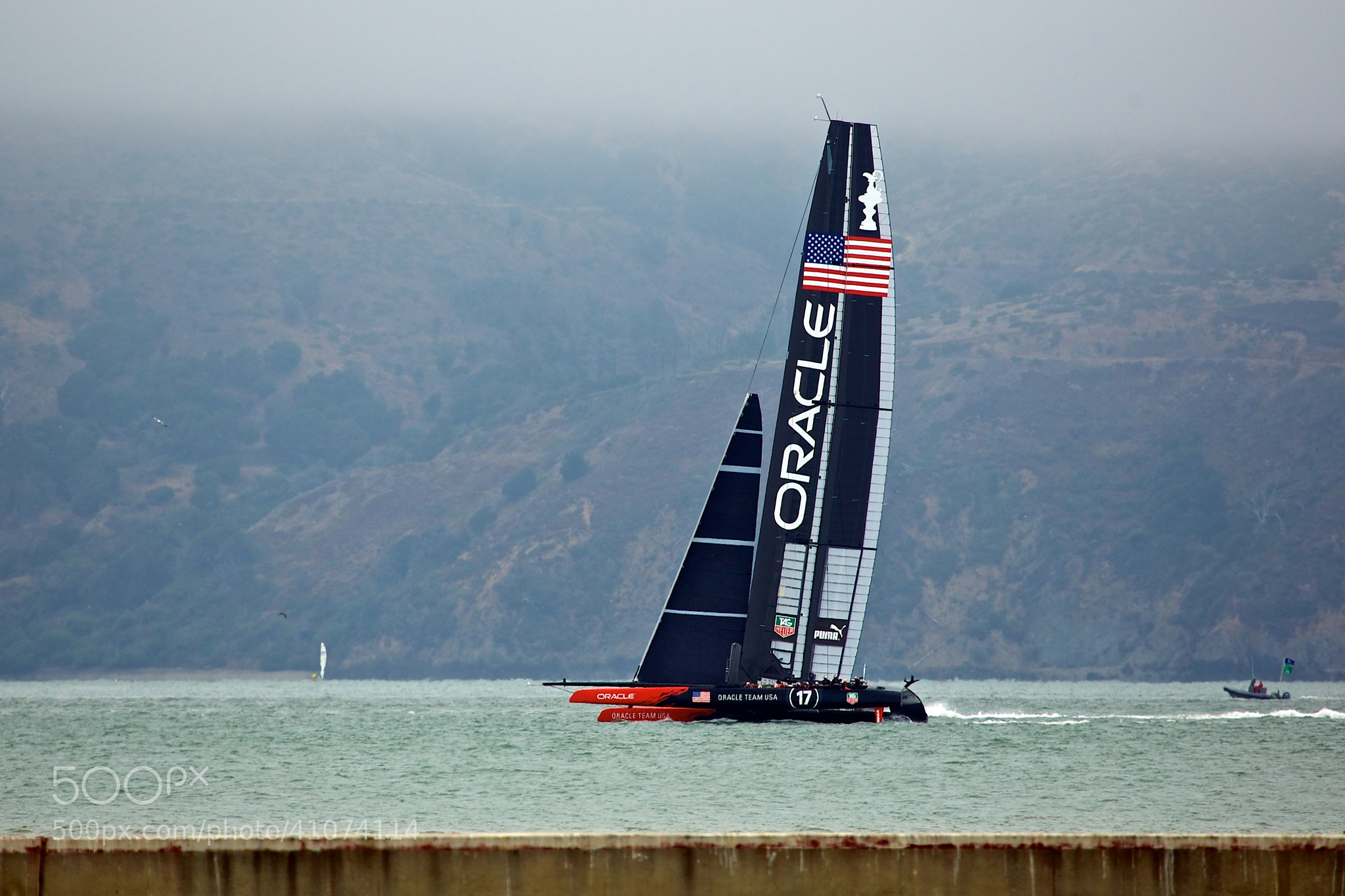 Photograph Oracle Racing  by mitch aunger on 500px