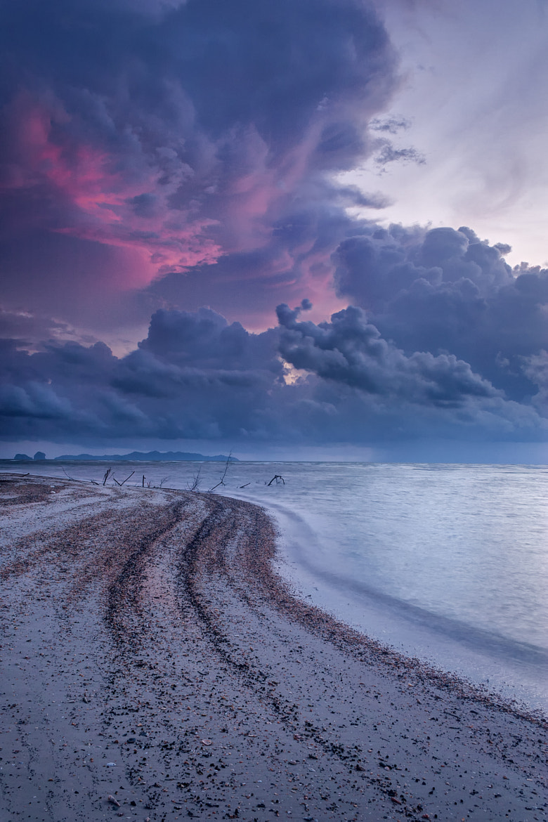 Photograph Evening Storm #2 by Chaluntorn Preeyasombat on 500px