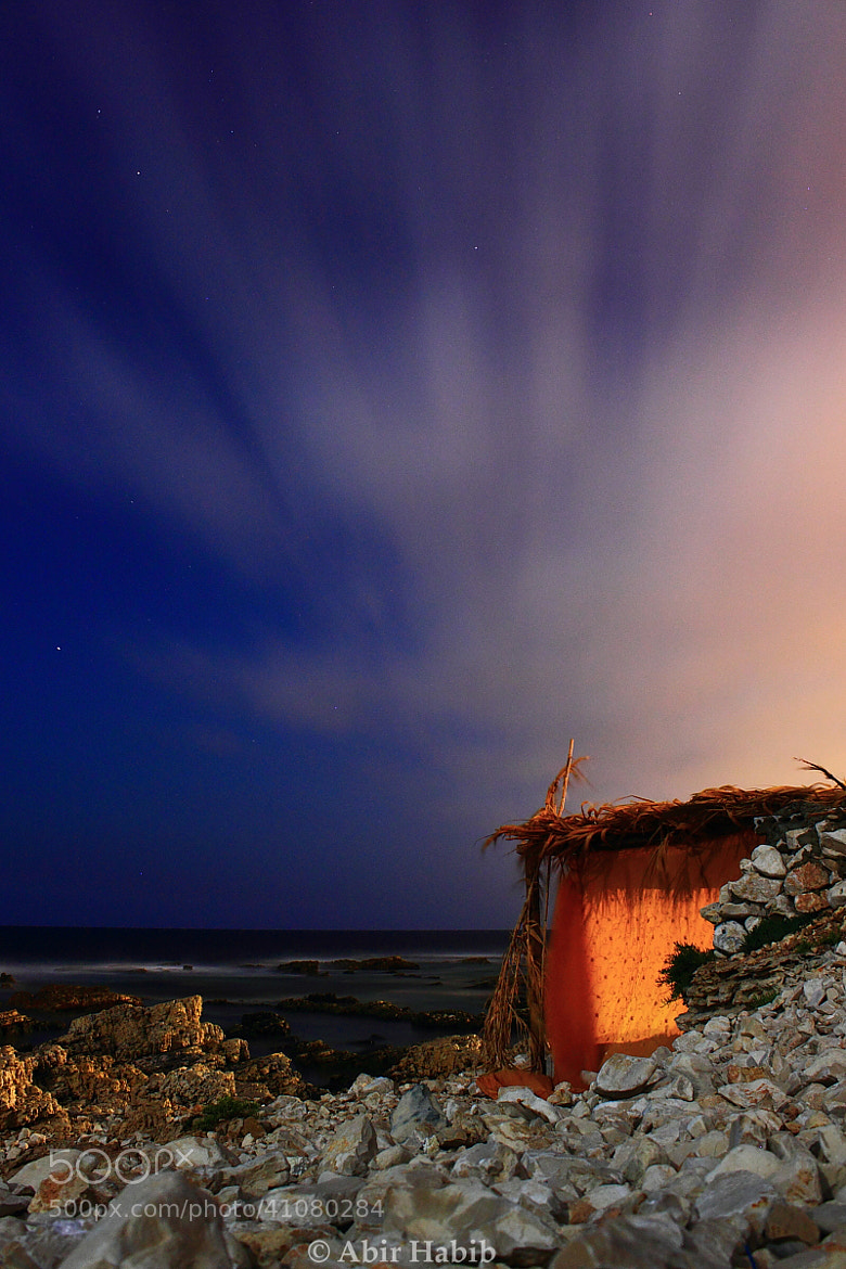 Photograph Beach Cottage by Abir Habib on 500px