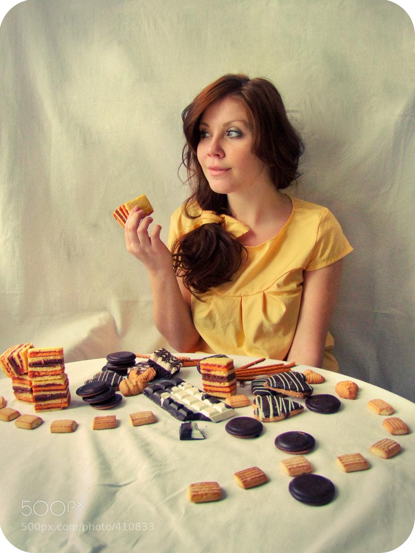 Photograph Sweet by Nastya  Komkova on 500px
