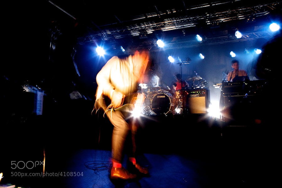A Second With Bombay Bicycle Club by Carl Spring (carlspringphoto) on 500px.com