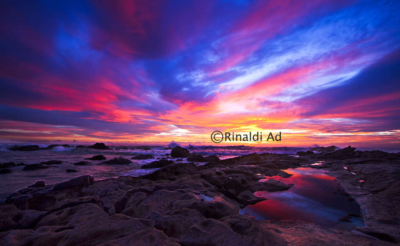 Photograph Candy Sunset by Rinaldi Ad on 500px