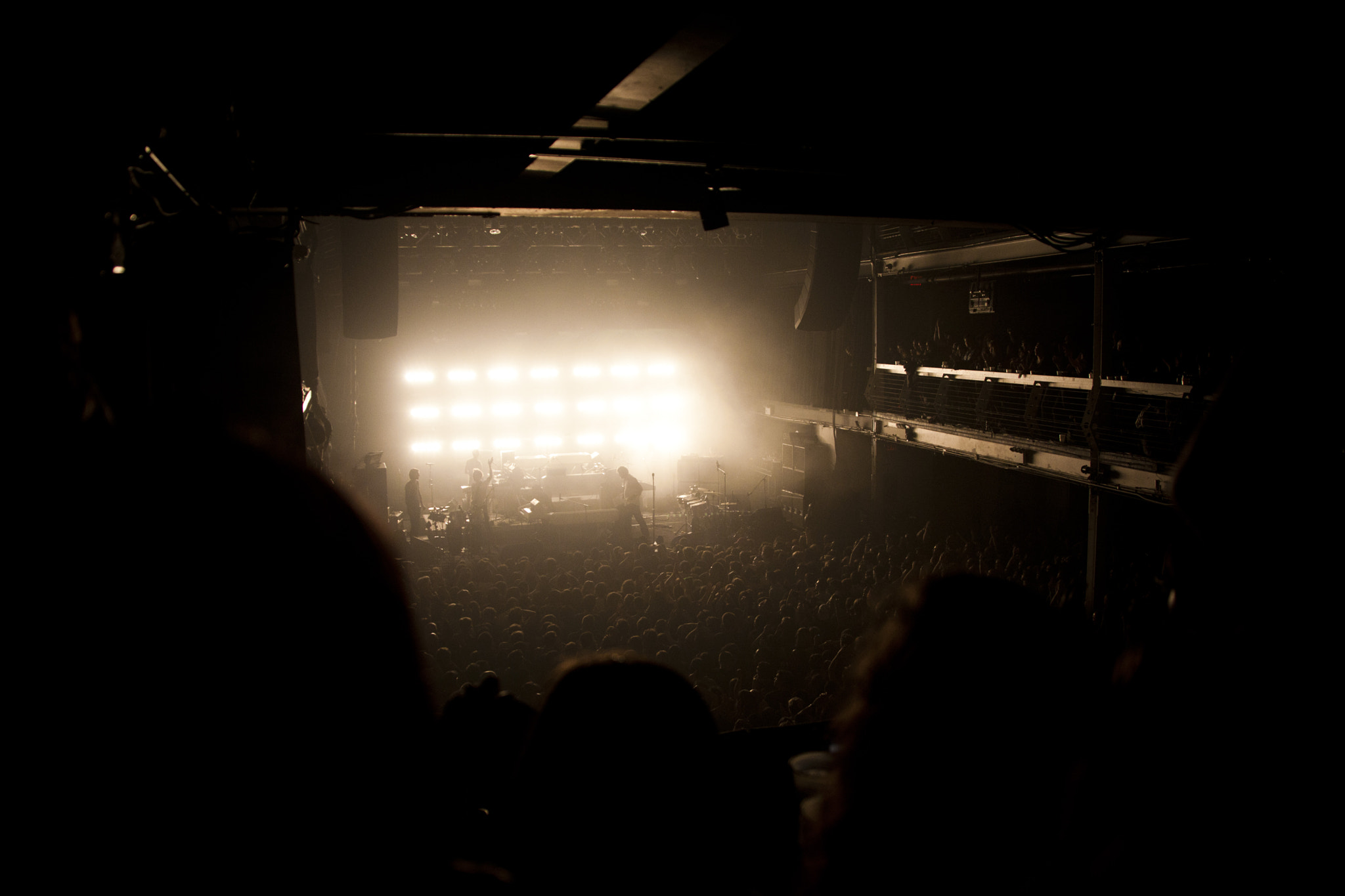 Photograph LCD Soundsystem - Final Show by Zack McTee on 500px