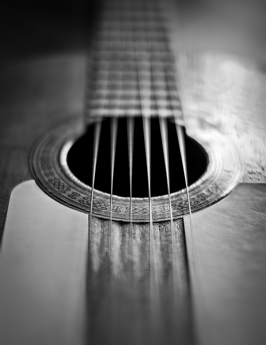 Photograph Spanish guitar by JKGR  on 500px