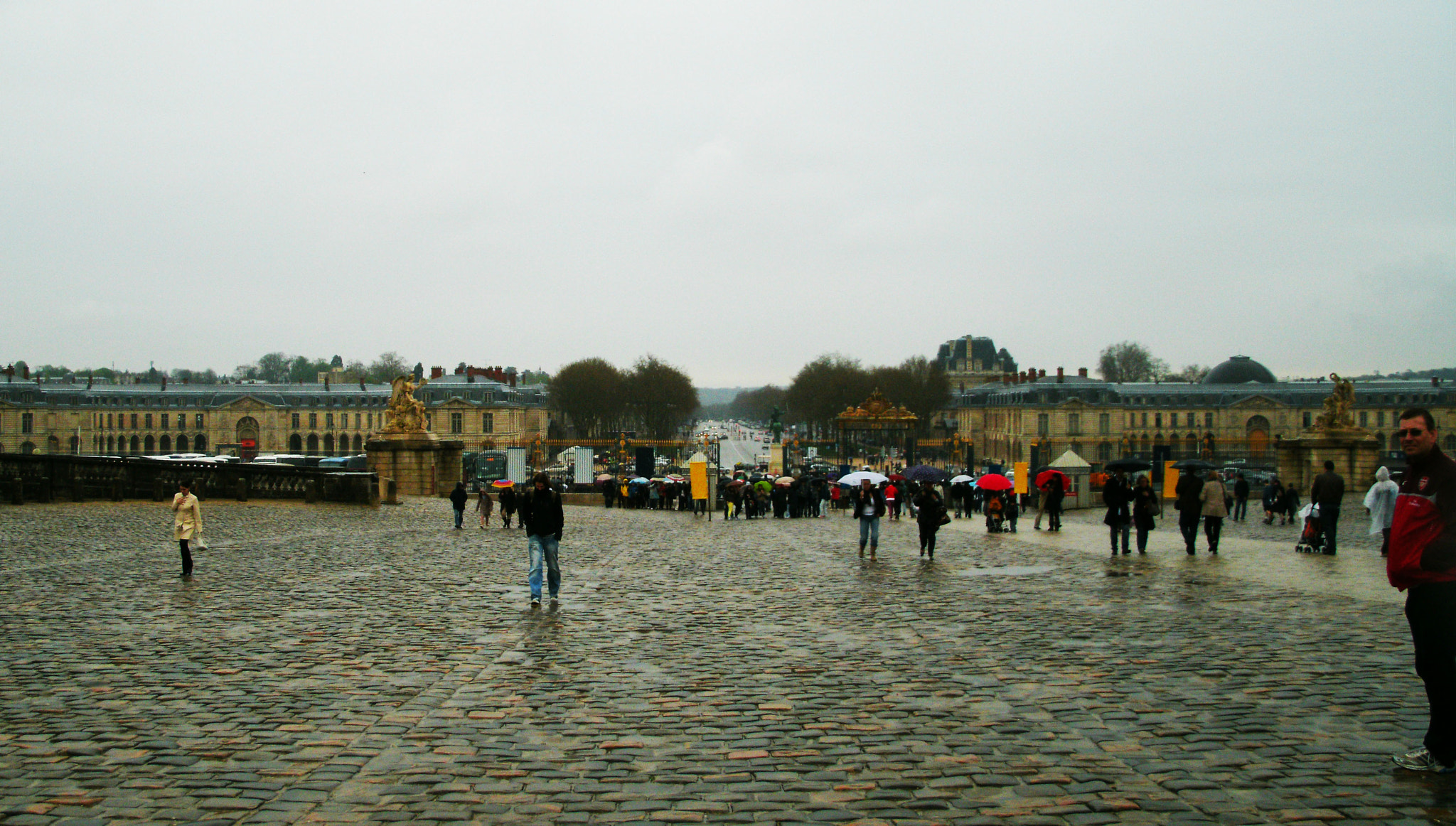 Photograph Leaving Versailles by Mari Thomas on 500px